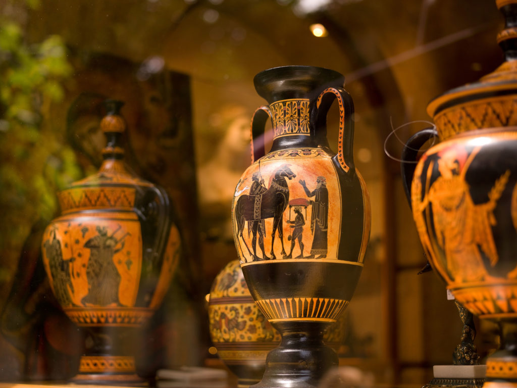 Study abroad in Greece - The Art of Ceramics in Ancient Greece - Mentor