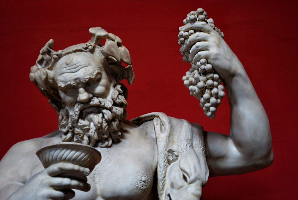 The (other) gift of Dionysus - Mentor - Study abroad in Greece